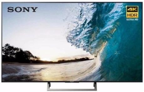 Sony X6700E 4K UHD 60 Inch ClearAudio+ WiFi Smart TV