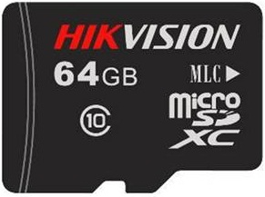 Hikvision HS-TF-C1 STD 64GB Class 10 Memory Card