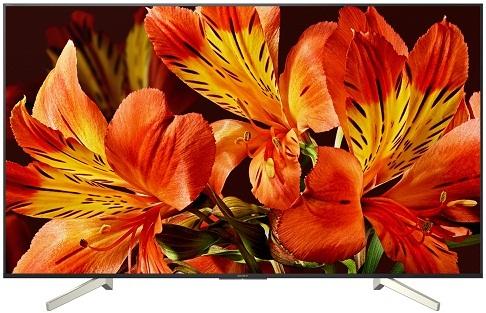 Sony KD85X8500F 85 Inch Flat 4K HDR Direct LED Smart TV