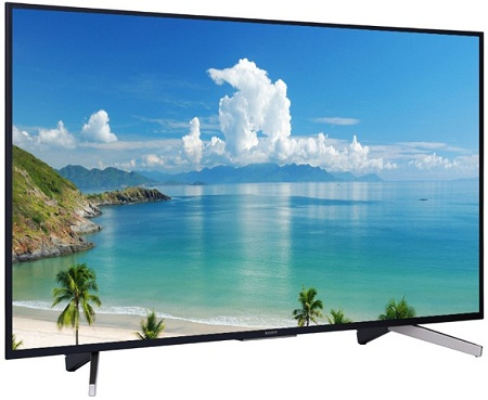 Sony KD-55X7500F 4K LED 55 Inch Voice Search Smart TV