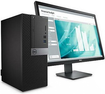 Dell Optiplex 3050 MT i5 4GB RAM 1TB 18.5