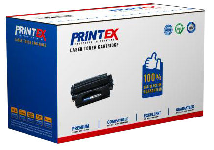 Printex Black Printer Toner for Dell E310 / E514 / E515