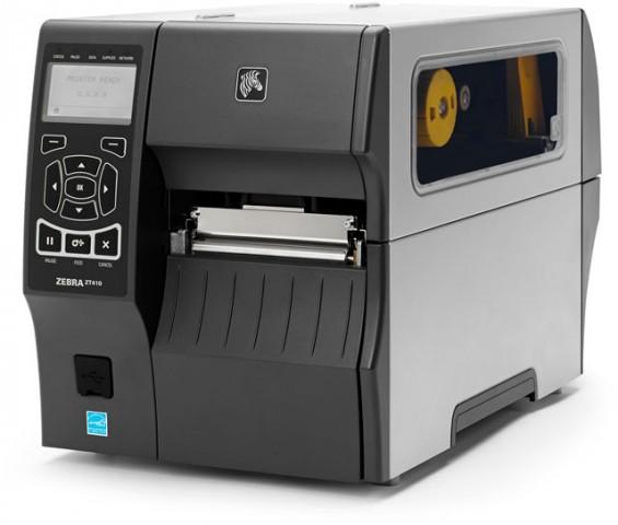 Zebra ZT410 Thermal Ribbon 300 DPI Barcode Label Printer