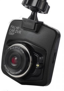 Full HD Night Vision Car Anti Shake Dash Camera