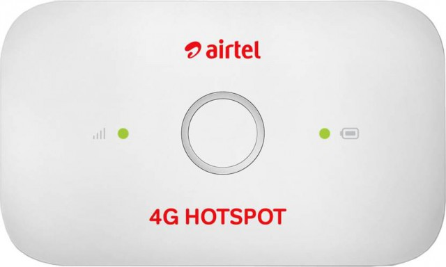 Huawei / Airtel E5573Cs-609 150 Mbps 4G Wireless WiFi Router price in bd