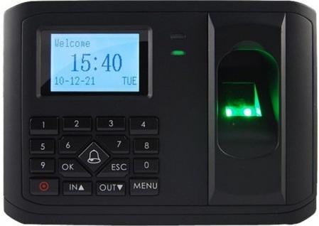 Granding TFT500 Fingerprint Time Attendance Access Control
