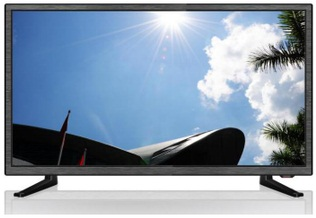 """Wisdom 32"""" Flat HD LED 10W Sound Android OS Smart TV"""