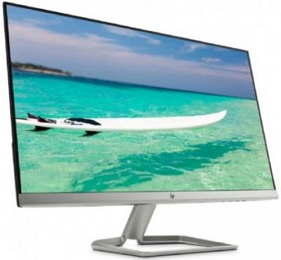 "HP 27f 27"" Flat Full HD IPS LED Backlight Anti-Glare Monitor"