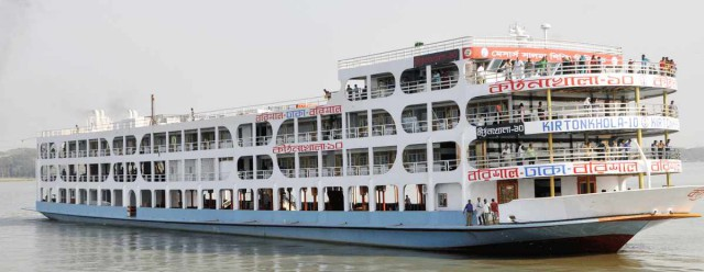 Dhaka-Chadpur-Dhaka Day Tour Package with Buffet Lunch