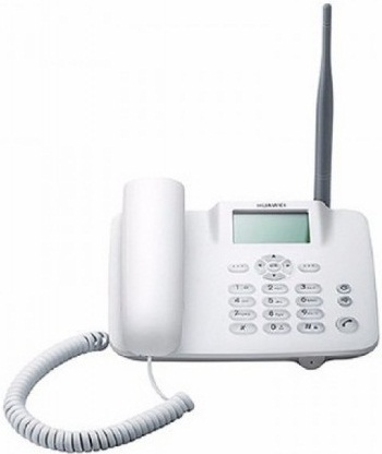 Huawei F316 Single SIM LCD Screen Corded Home Telephone