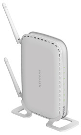 Netgear WNR614 N300 Mbps Easy Push Connection Wi-Fi Router