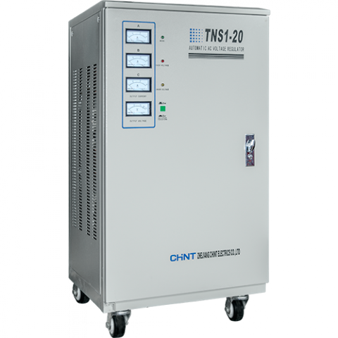 Tri Phase Automatic 60 KVA Voltage Stabilizer