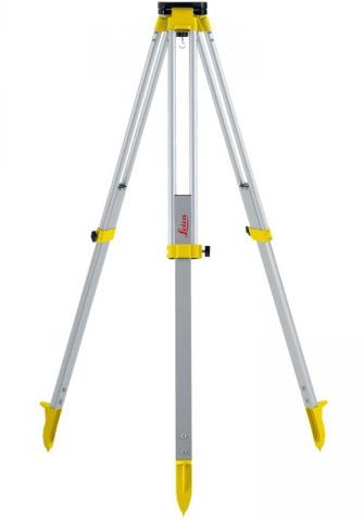 Leica GST103 Aluminum Tripod AG Survey Equipment