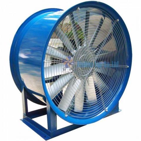 Ventilation Fan for Generator Room