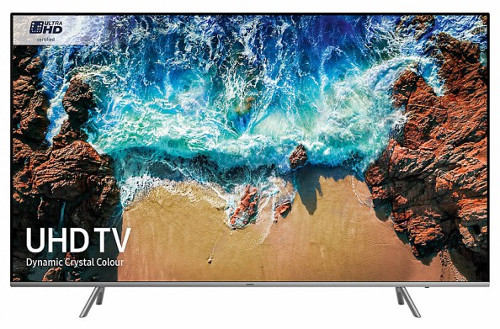 Samsung NU8000 82-inch 2180p 360° Design Premium UHD TV
