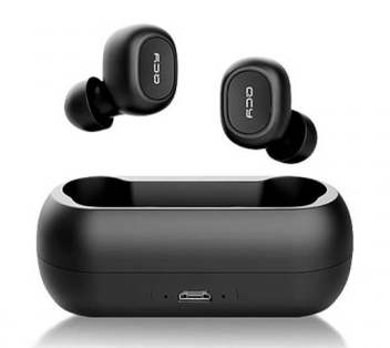 Qcy T1 Bluetooth Mini Wi Fi Earphones With Charging Box Price In Bangladesh Bdstall