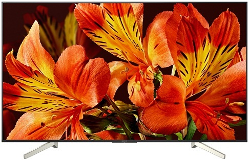 Sony X8500F 4K HDR 55 Inch Edge LED Smart Television