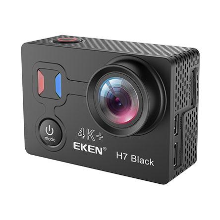 Eken H7 Black 4K+ WiFi 16MP Waterproof Touch Action Camera