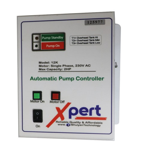 Automatic Pump Controller Xpert 12K Micro Processor Based