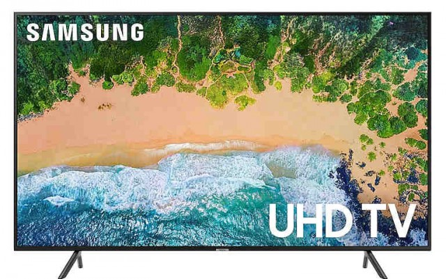 Samsung Nu7100 43 Inch 4k Flat Uhd 7 Series Smart Led Tv Price In Bangladesh Bdstall