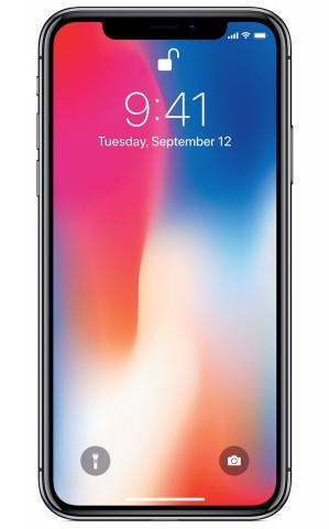 Apple iPhone X Space Gray 3GB RAM Face ID 5.8