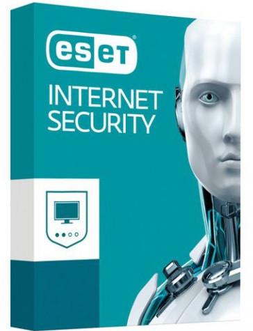 Eset Internet Security 3 PC for 1 Year