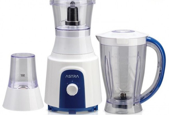 Astra 400 Watt Blender with Detachable Jug / Crusher