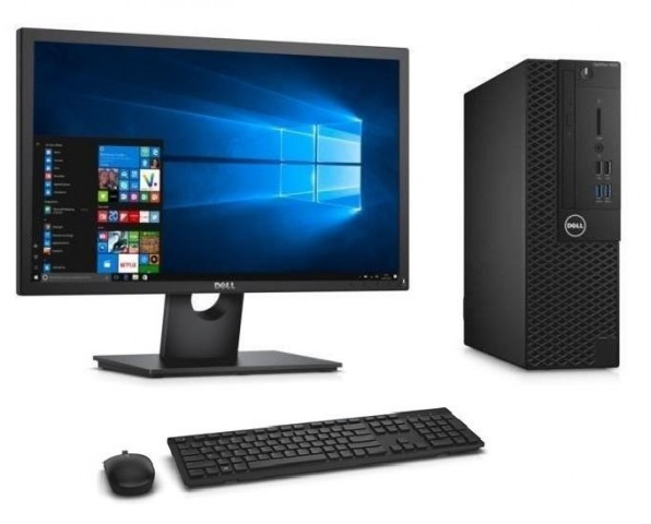 Dell Optiplex 3050 MT i5 6th Gen 1TB HDD 18.5