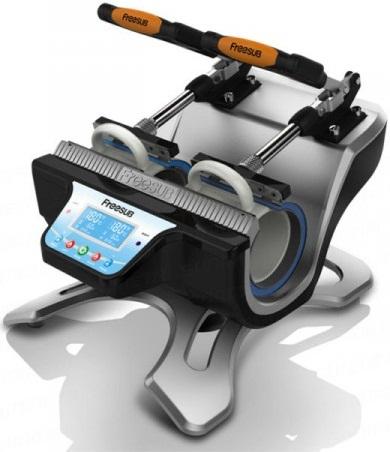 Freesub Double Station Mug Print Heat Press Machine