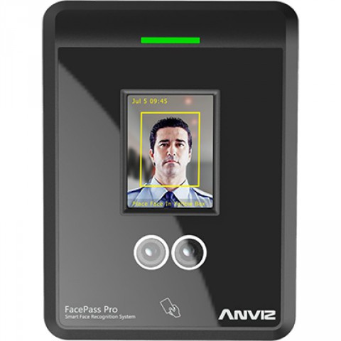 Anviz FacePass 7 Smart Face Recognition Access Controller