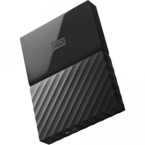 Western Digital My Passport 2 Terabyte Ultra Portable HDD