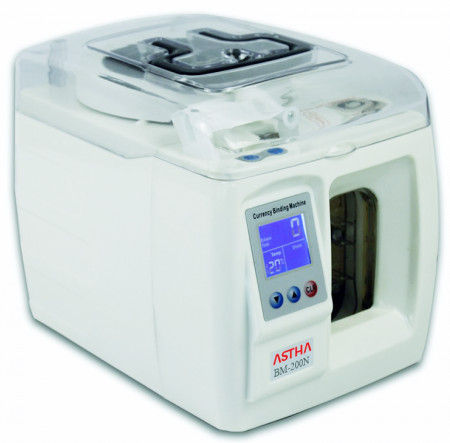 Astha BM-200N Automatic Banknote Banding Machine