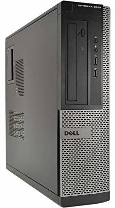 Dell OptiPlex 780 Intel Core 2 Duo 4GB RAM Tower Desktop PC