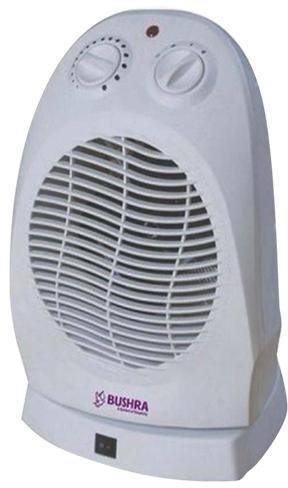 Bushra 2000 Watt Fan System Electric Room Heater