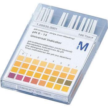 Merck 0-14 PH Indicator Strips