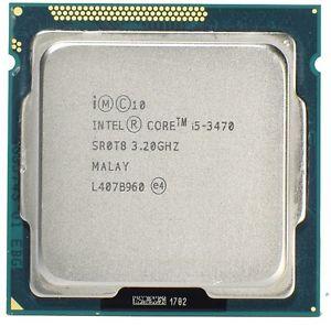 Intel 3rd Generation Core i5-3470 Ivy Bridge Processor