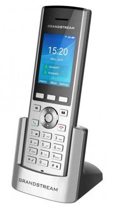 Grandstream WP820 Portable WiFi Cordless VoIP Telephone