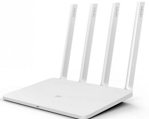 Xiaomi Mi Router 3 AC1200 Dual Band 4 Antenna Wi-Fi Router