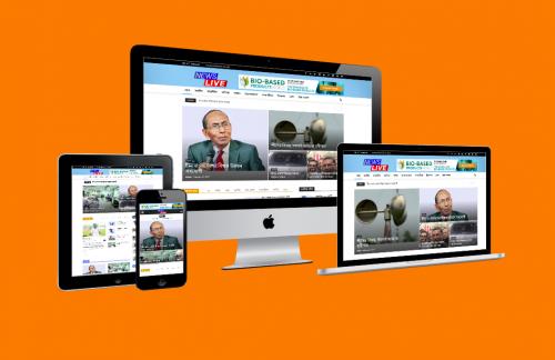 Online News Portal Website