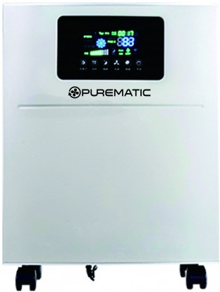Purematic JH-30 70m2 Hepa H13 Air Purifier