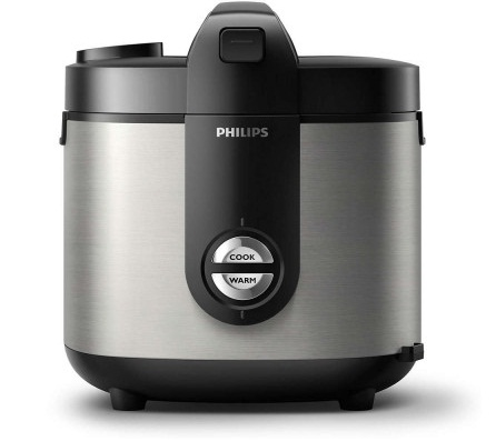 Philips Viva Collection HD3132 2L ProCeramic+ Rice Cooker