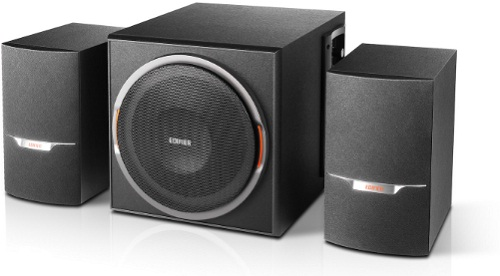 Edifier XM3 2.1CH 40W RMS Bass Reflex Multimedia Speaker