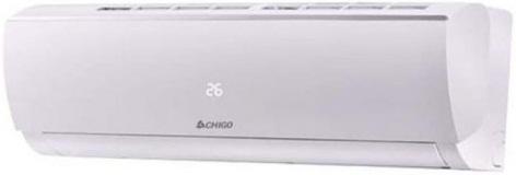 Chigo 2 Ton 24000 BTU Air Purifying Self Diagnosis Split AC