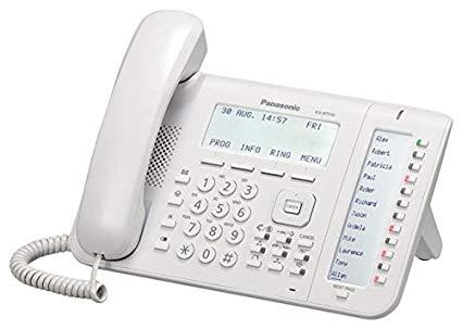 Panasonic KX-NT556 PoE 6-Line Executive IP Home Telephone