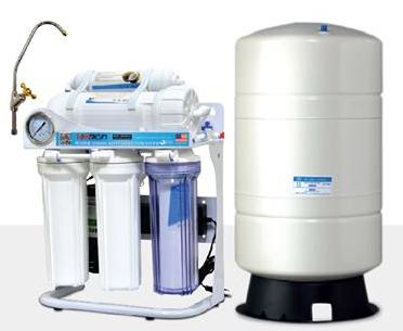 Heron GRO-400-10 400 GPD Commercial RO Water Purifier