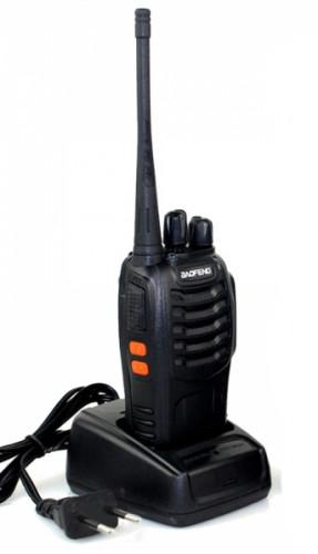 Baofeng BF-888S Long Range 16-Channel Radio Walkie Talkie
