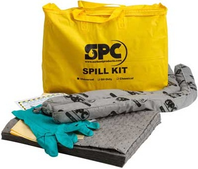 SPC 11 Gallon Chemical Spill Kit