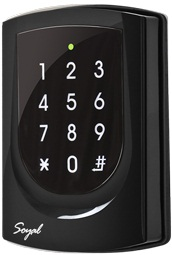 Soyal AR-725E Direct TCP / IP Touch Keypad Access Control