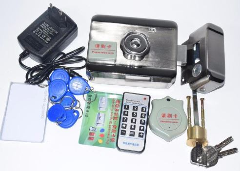 Lpsecurity 20 Card Door Gate Lock