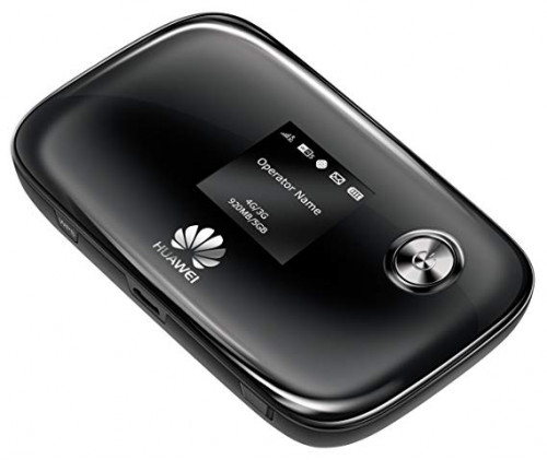 Huawei E5776 150 Mbps Hi-Speed 4G LTE WiFi Router
